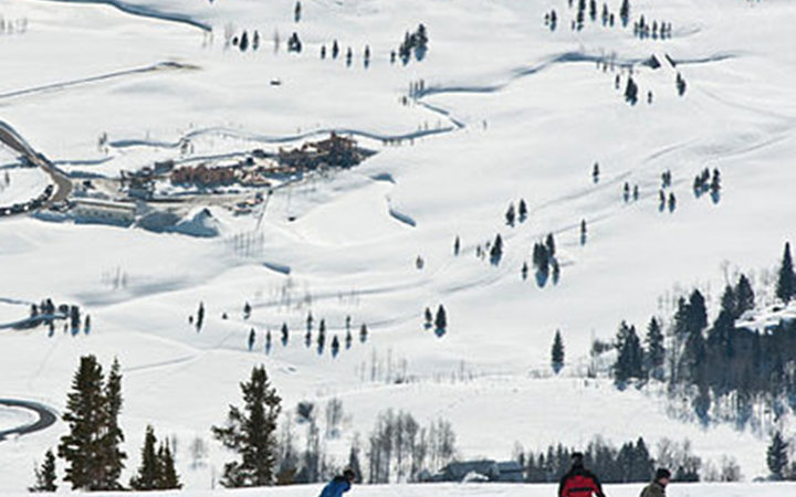 Top Five Ski Runs in Jackson Hole