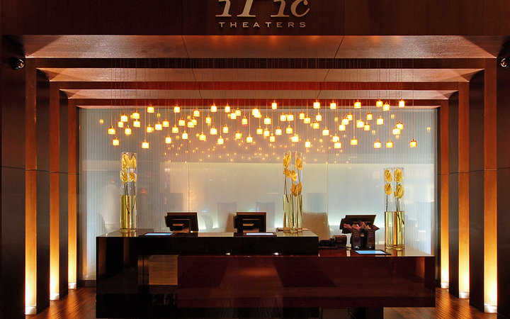 Coolest Movie Theaters in Los Angeles