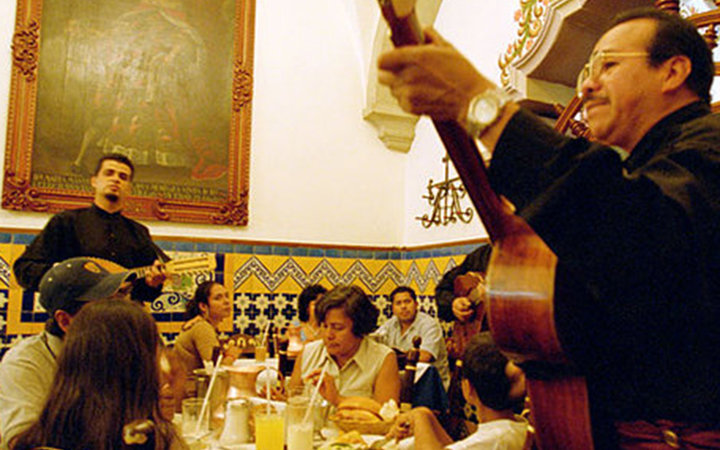 Best Live Music Venues in Mexico City