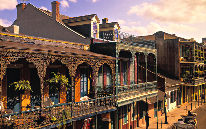 Travel And Leisure New Orleans Restaurants