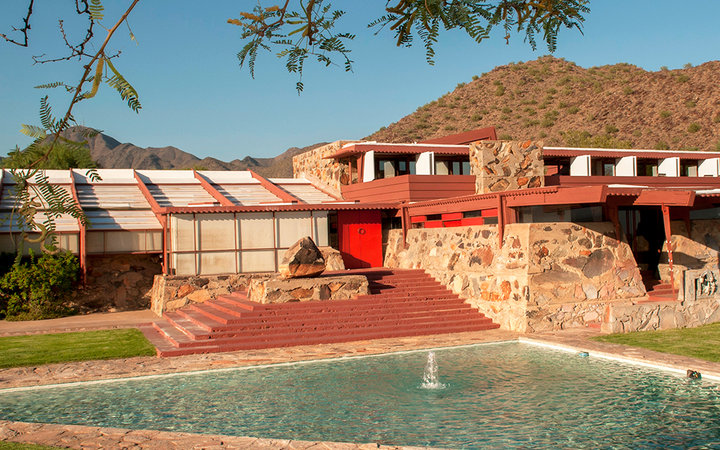 Coolest Architecture in Scottsdale