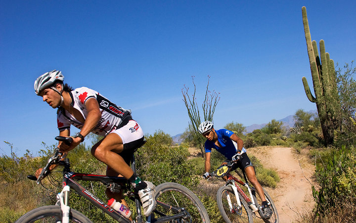 Where to Bike in Scottsdale