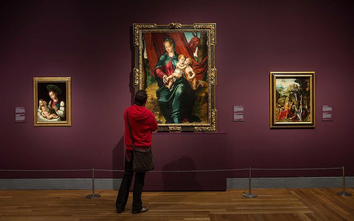 'Divine Morales' Exhibit at the Prado Museum