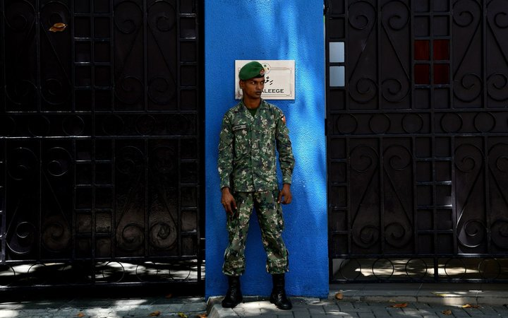 Maldives state of emergency