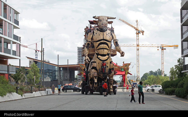 Minotaur in Toulouse
