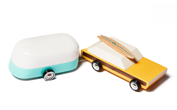 retro toy car from Moderna Museet