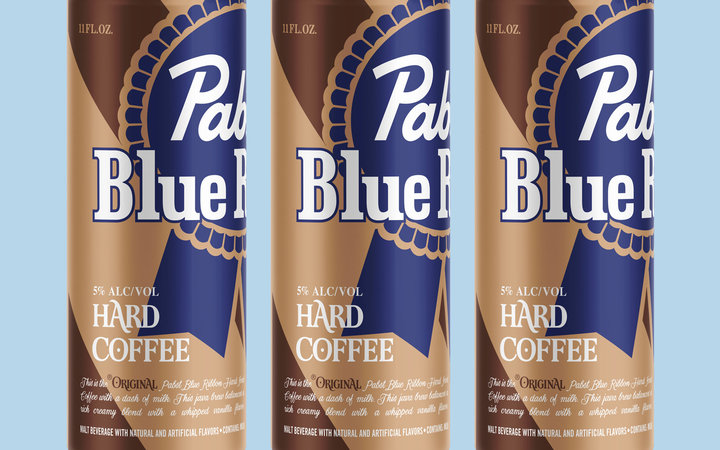 Pabst Blue Ribbon Releases Hard Coffee with 5-Percent ABV