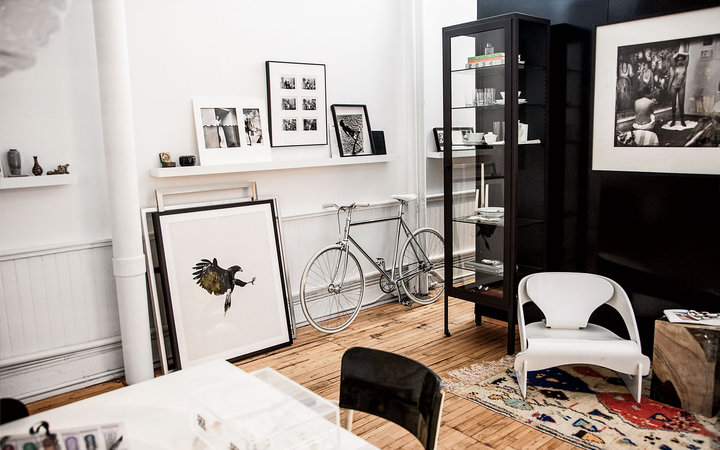 The Apartment by The Line interior