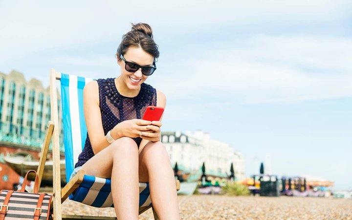 Last Minute Travel Planning Apps Beach Holiday