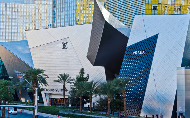 Louis Vuitton, Prada, Las Vegas