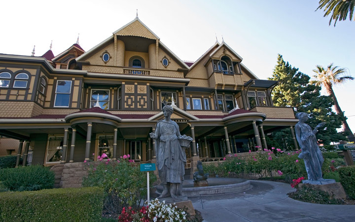Winchester Mystery House, San Jose, CA -