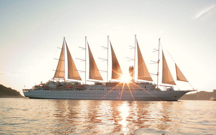 James Beard Windstar