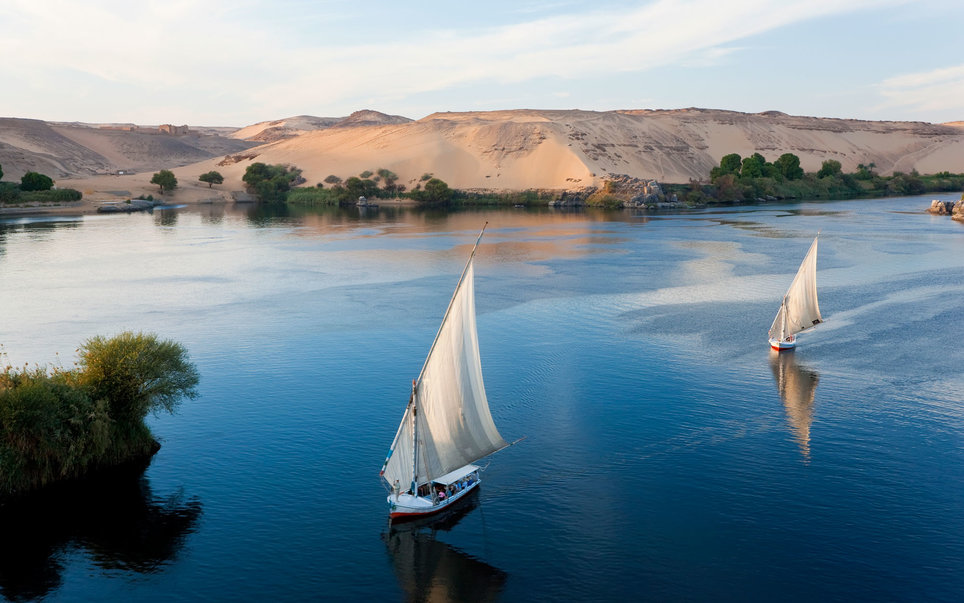 Egypt: Cairo, Luxor, Aswan, Abu Simbel, the Nile.