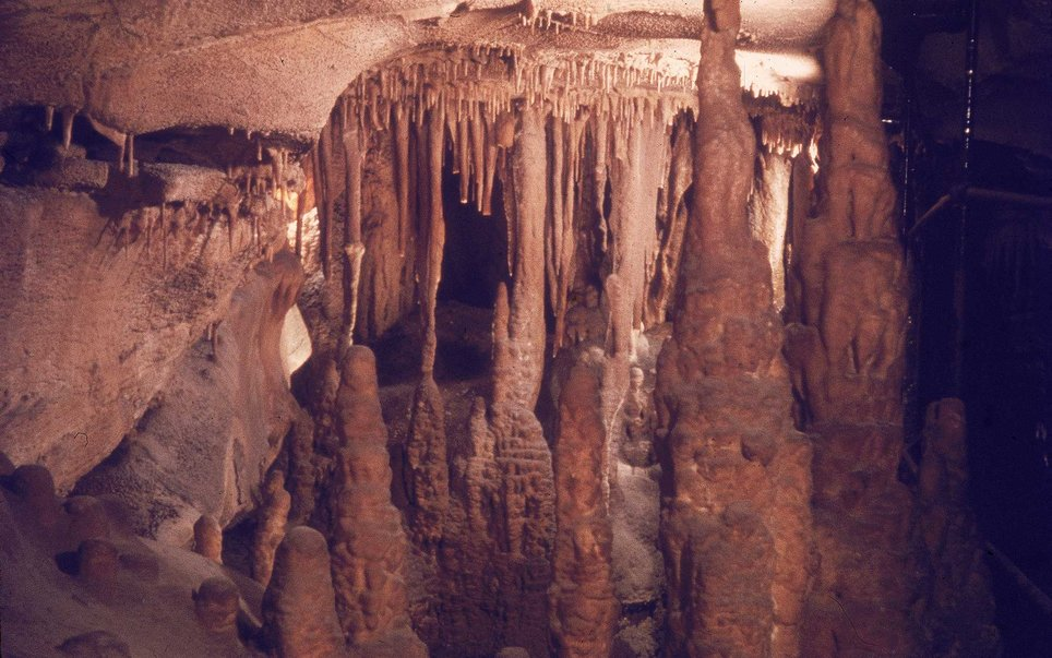Mammoth Cave, Kentucky