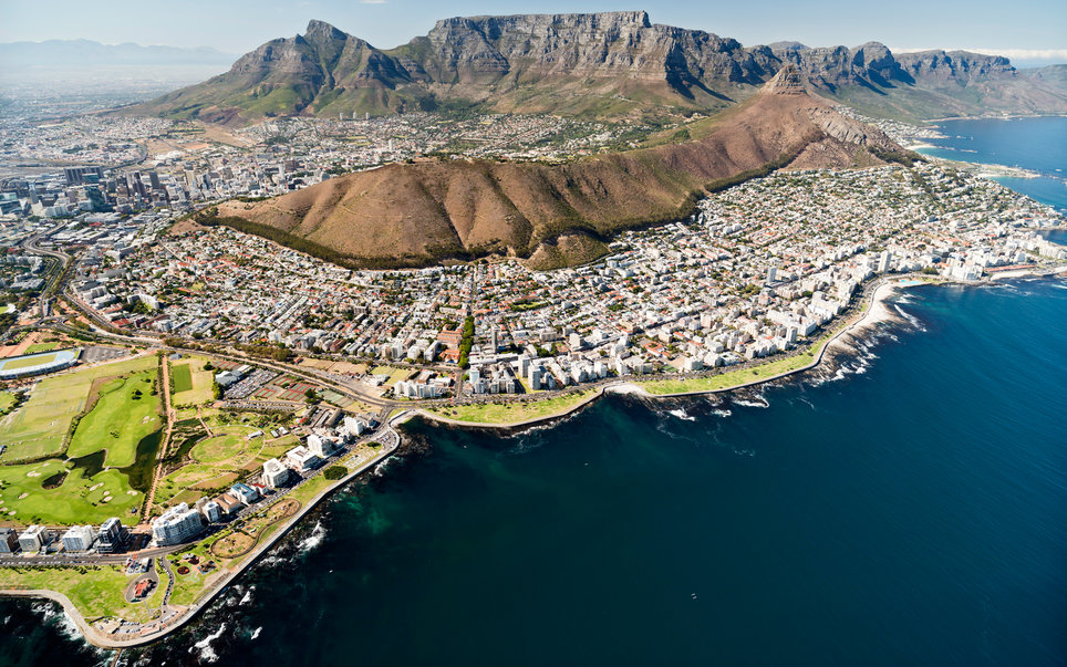 No. 10: Cape Town, South Africa