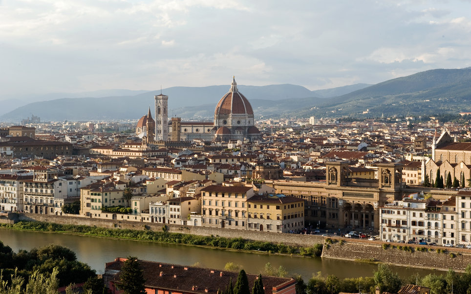 No. 4: Florence, Italy