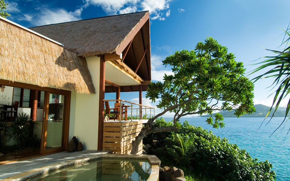 Royal Davui Island Resort in Fiji