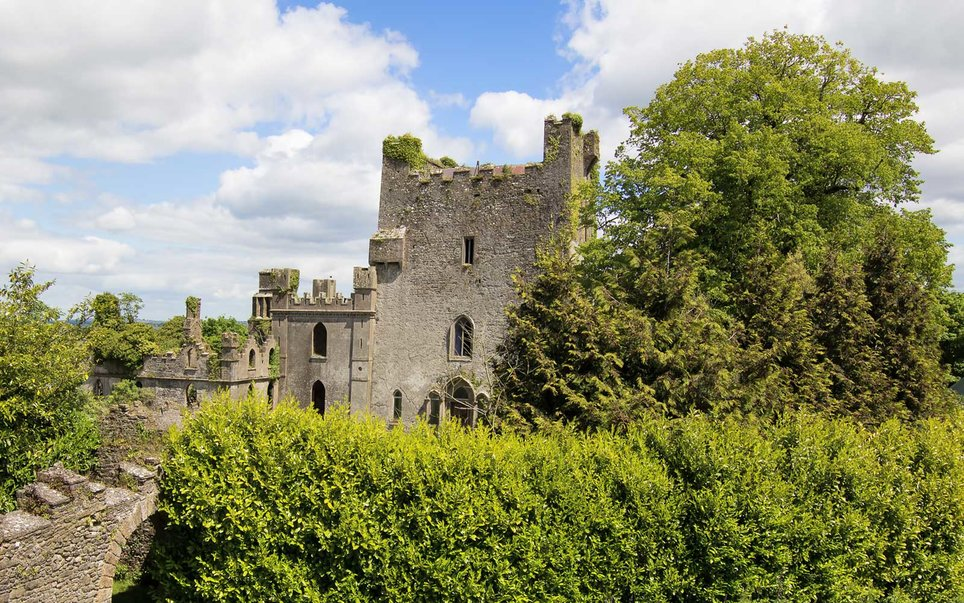 Leap Castle, Ireland