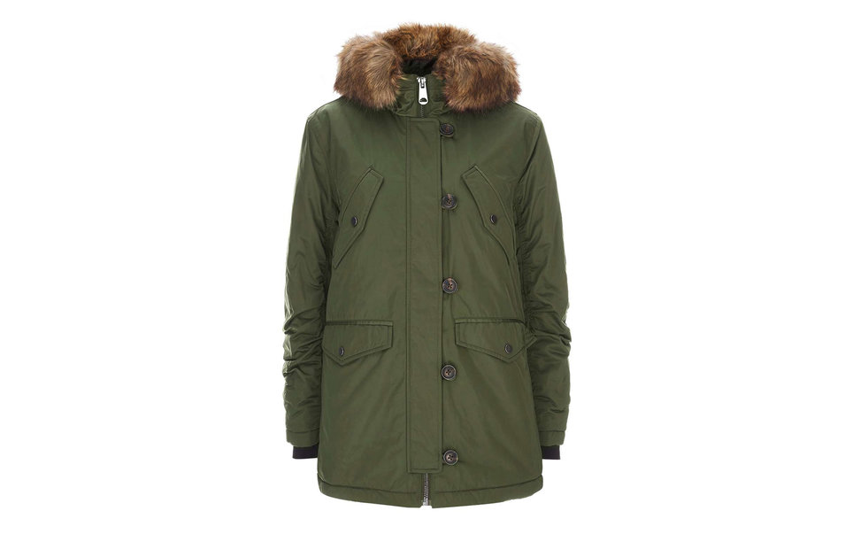 Topshop Winter Jacket