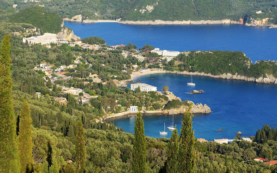 Heart Bay, Corfu