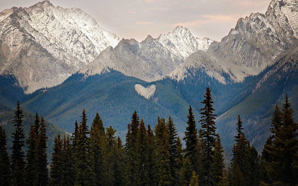 Rocky Mountains, British Columbia, Canada