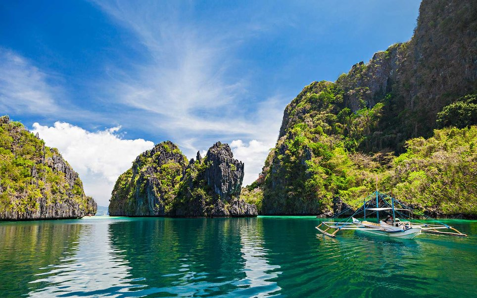 No. 12 Palawan in the Philippines