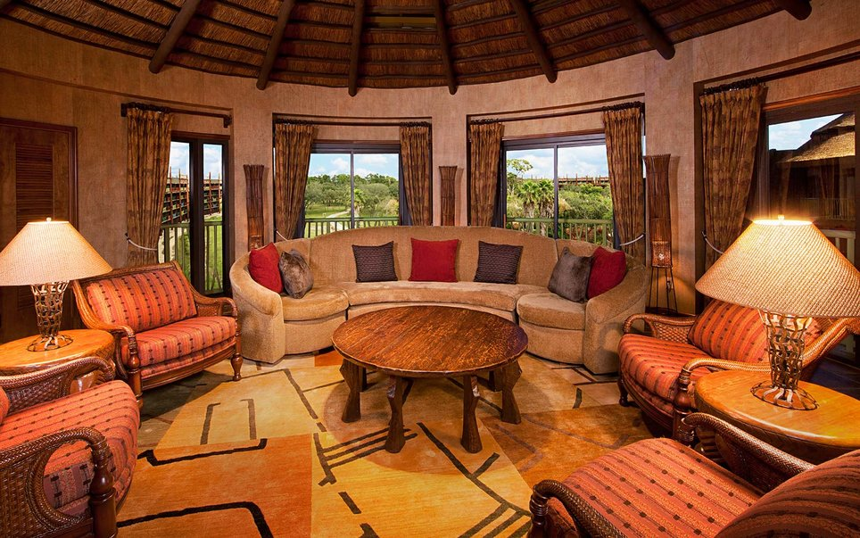 Best Animal Kingdom Lodge Rooms