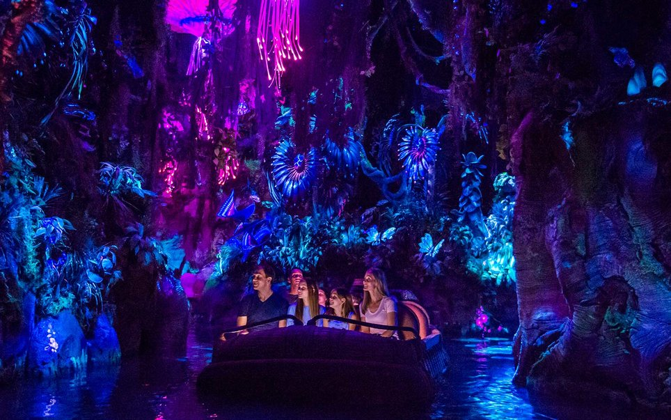 Walt Disney World, Florida — Pandora: World of Avatar