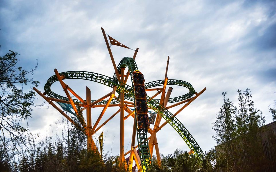 Simple Busch Gardens Tampa Bay Florida Theme Park Tampa Florida With Busch  Gardens New Roller Coaster.