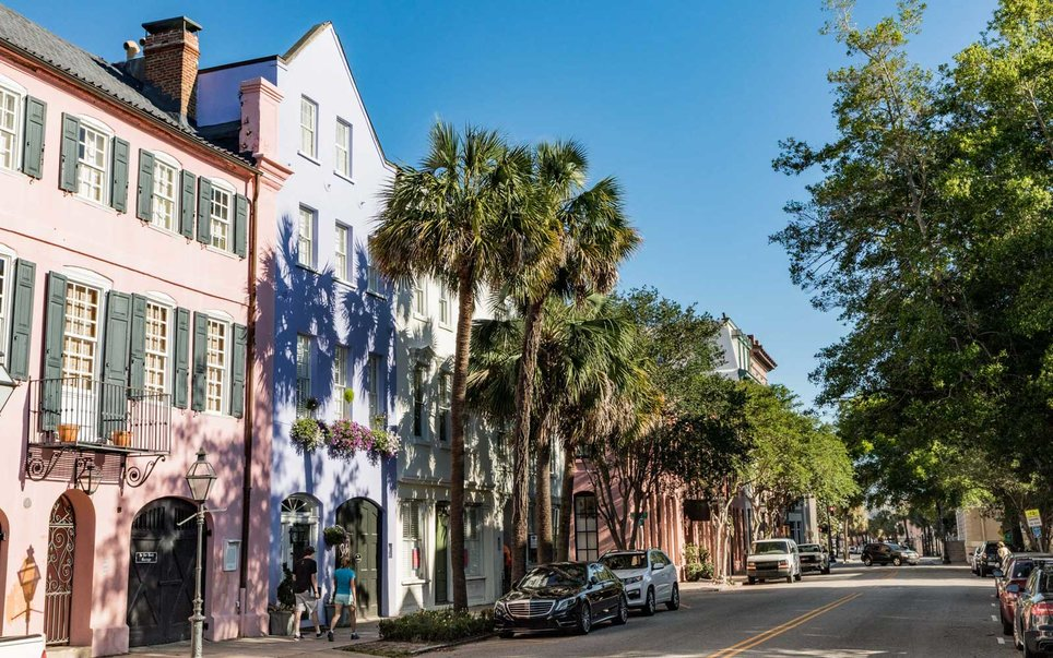 2. Charleston, South Carolina