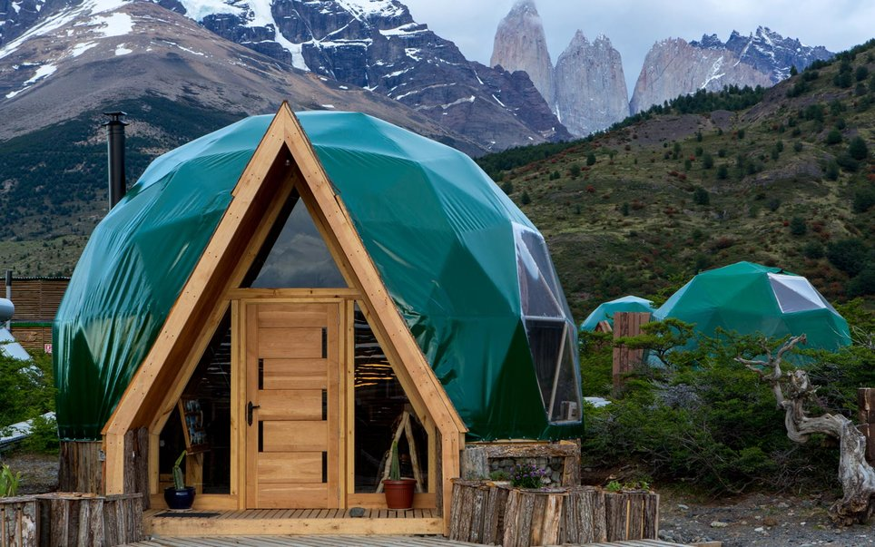 32. EcoCamp Patagonia, Torres del Paine National Park, Chile