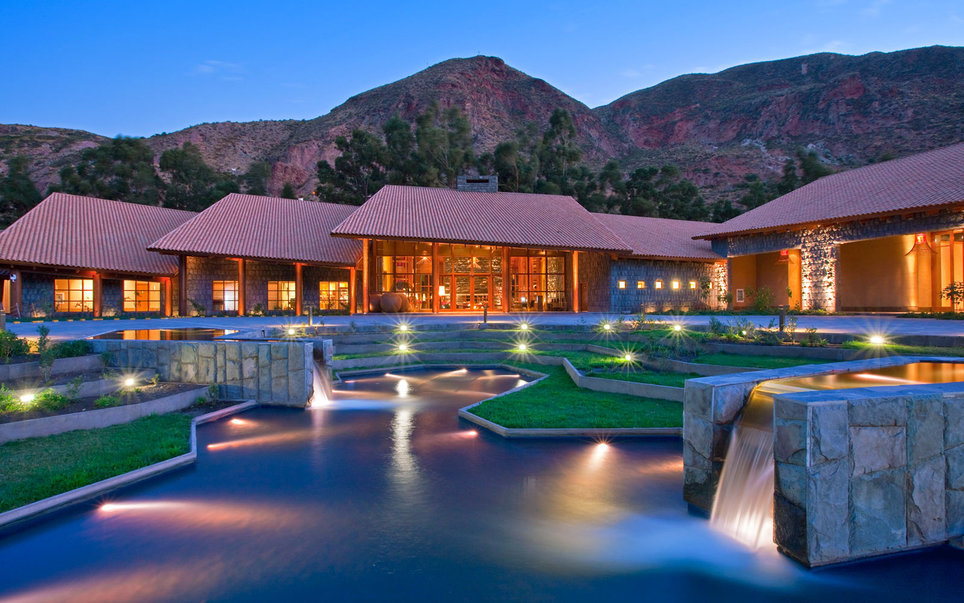 90. Tambo del Inka, a Luxury Collection Resort & Spa, Sacred Valley, Peru