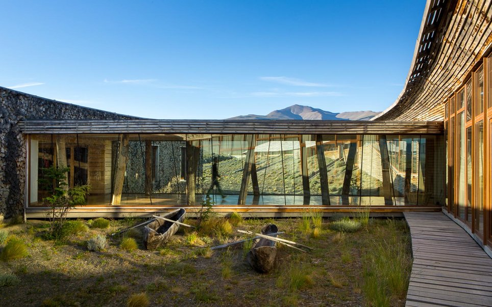 98. Tierra Patagonia Hotel & Spa, Torres del Paine National Park, Chile