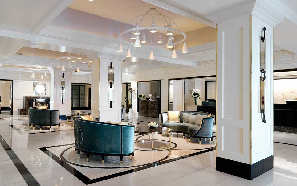The London West Hollywood Hotel in Greater LA