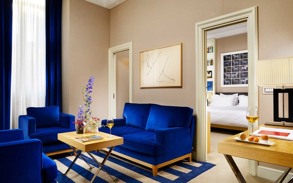 The First Luxury Art Hotel in Rome