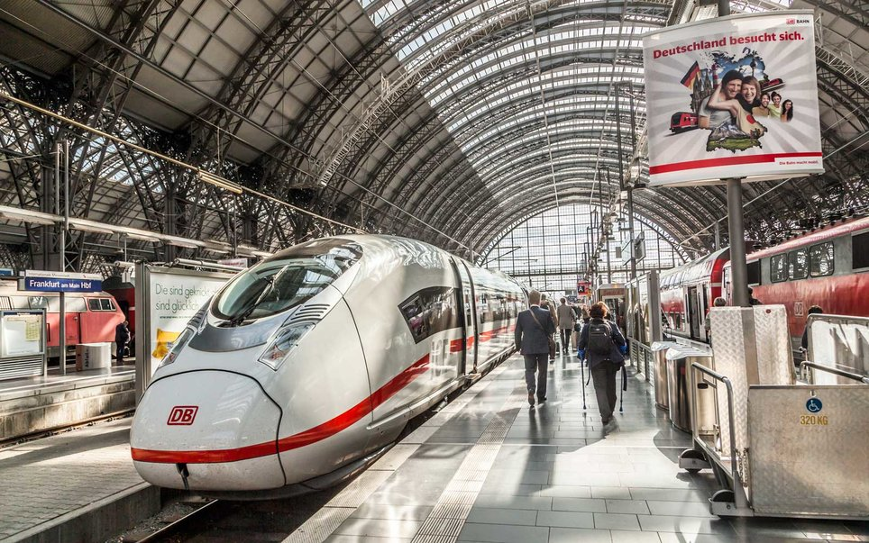 Germany is Expensive for Commuters