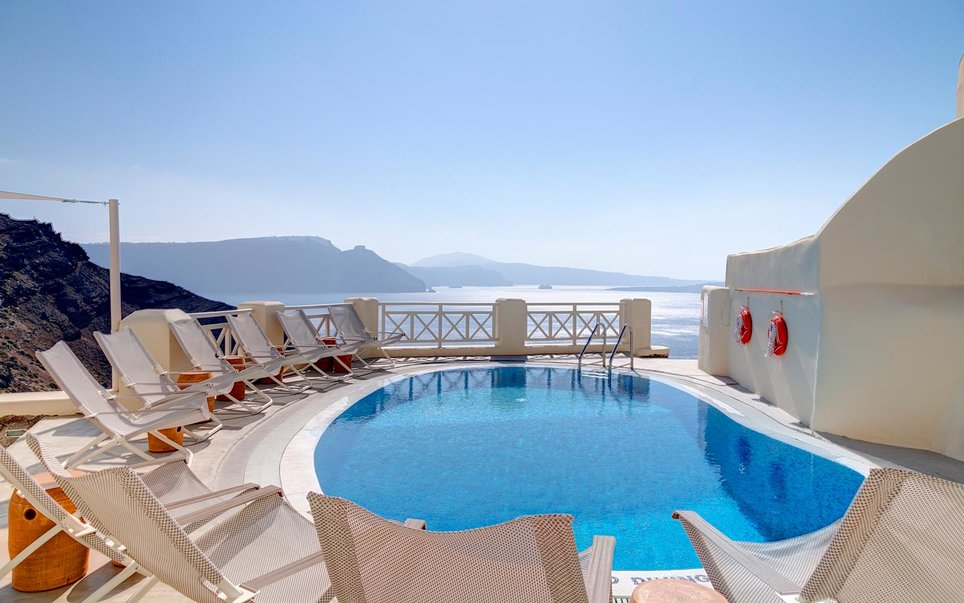 5. Mystique, a Luxury Collection Hotel, Santorini