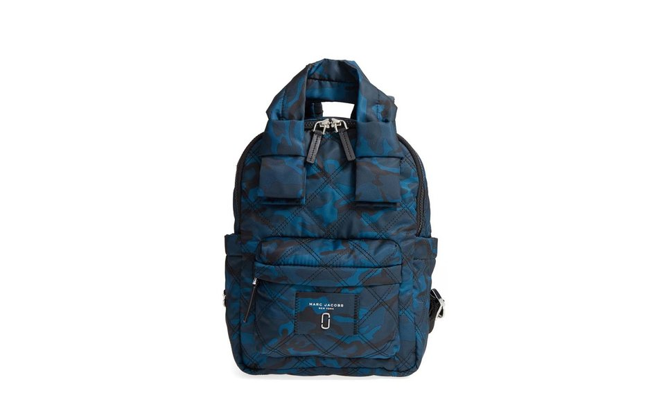 Marc Jacobs Nylon Camo Backpack
