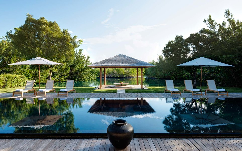Amanyara Villa at Amanyara, Providenciales, Turks and Caicos