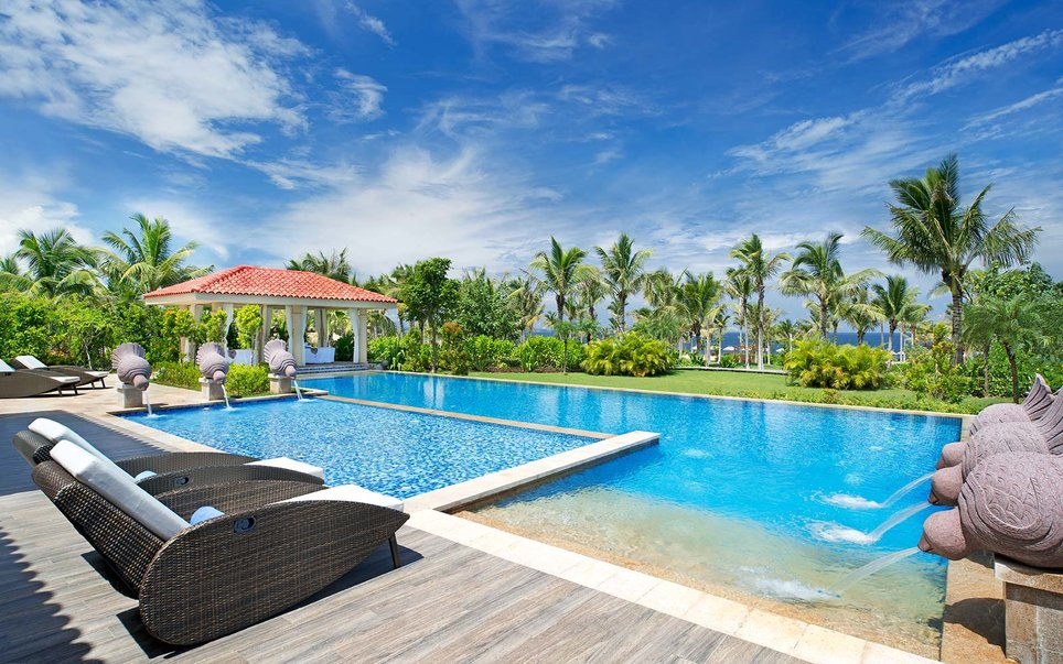 Presidential Villa at The Royal Begonia, a Luxury Collection Resort, Sanya, China