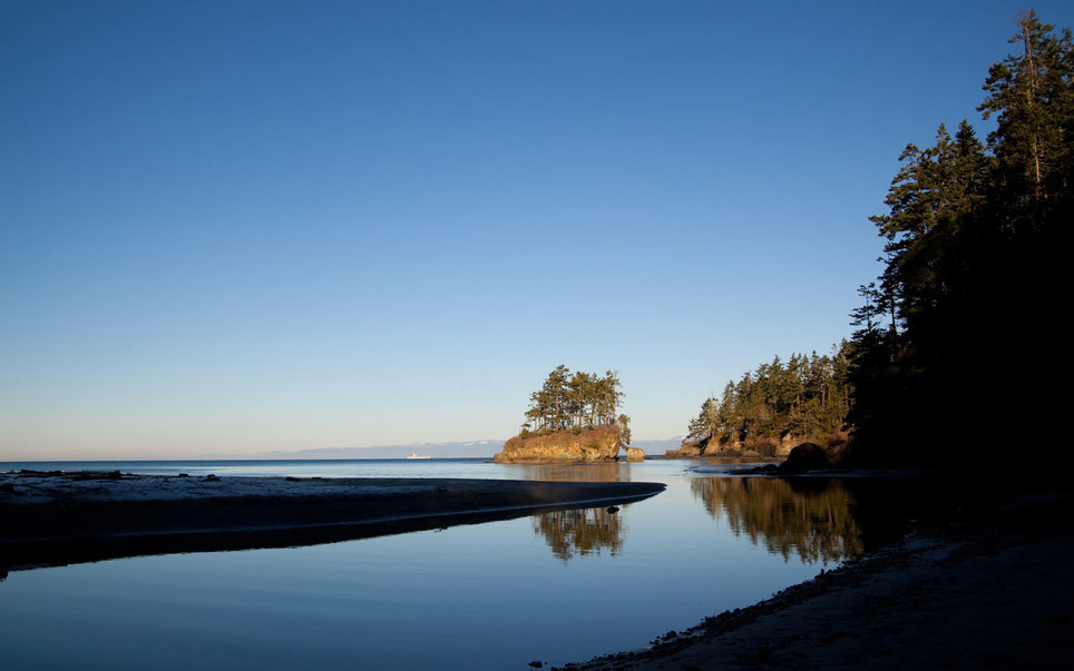 Salt Creek Recreation Area, Washington