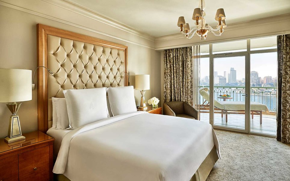 Four Seasons Hotel Cairo at First Residence in North Africa and Middle East