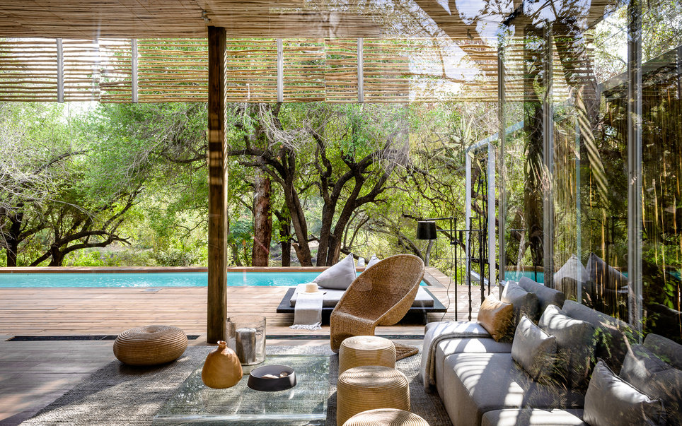 Singita Lebombo Lodge, Kruger National Park