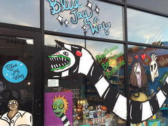 Blue Jay Way Shop in Chicago