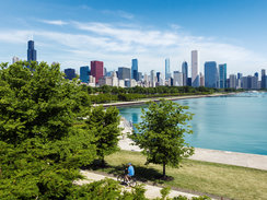 Grant Park in Chicago