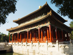 Confucius Temple and Imperial College in Beijing