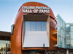 College Football Hall of Fame & Chick-fil-A Fan Experience in Atlanta