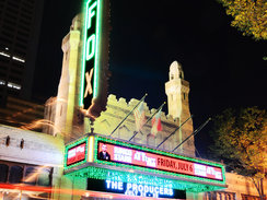 Fox Theatre in Atlanta