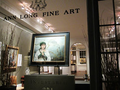 Ann Long Fine Art Gallery in Charelston