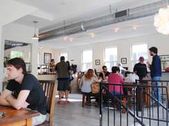 Black Tap Coffee Shop in Charleston